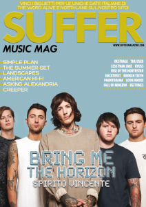 Suffer Music Mag #3