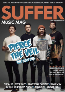 Suffer Music Mag #4