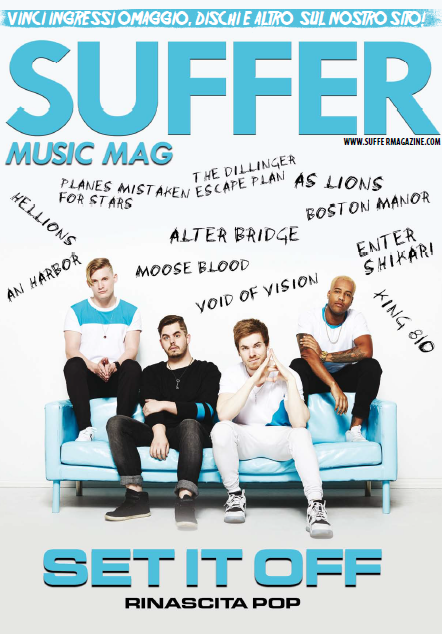 Suffer Music Mag #8