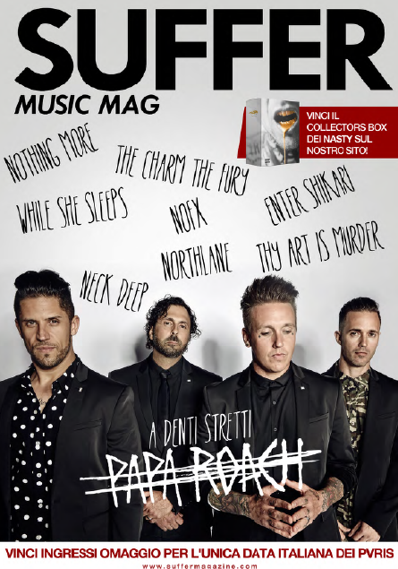 Suffer Music Mag #9