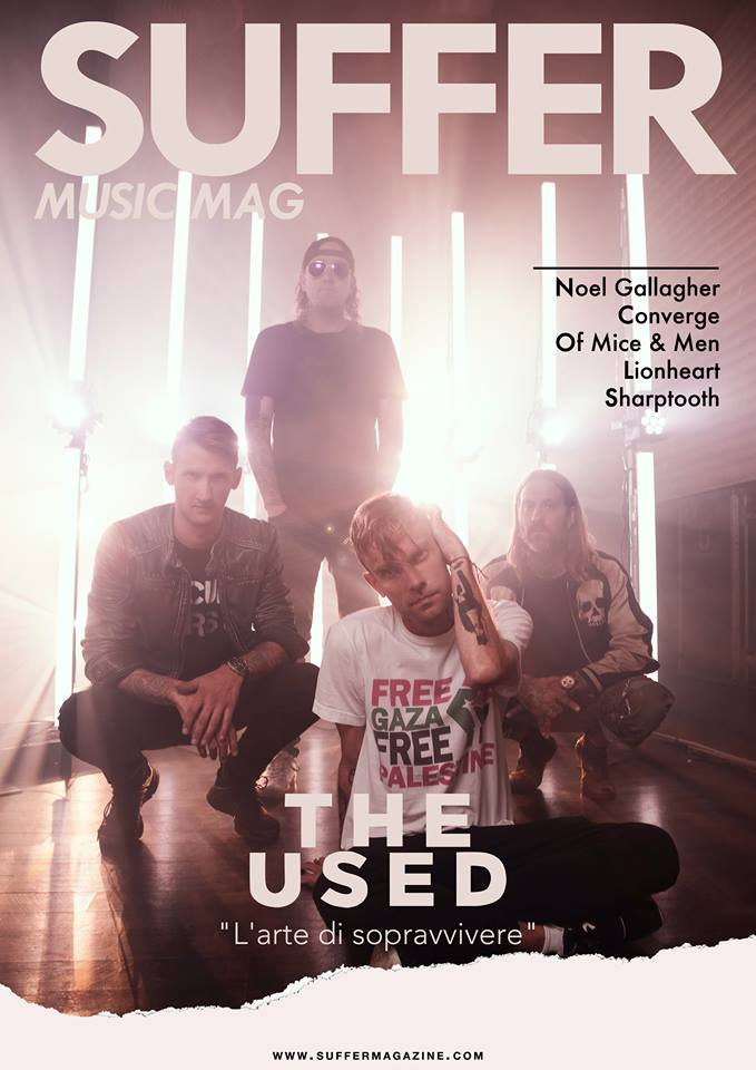 Suffer Music Mag #10