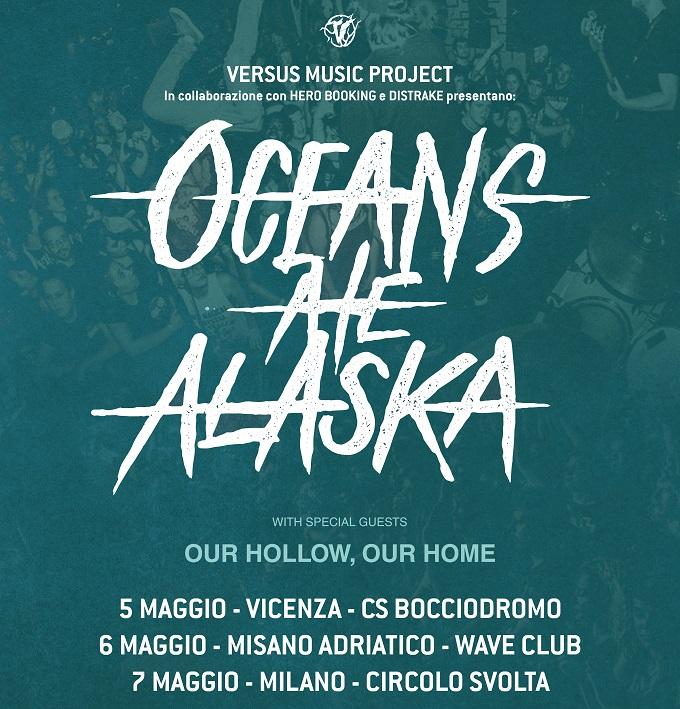 OCEANS ATE ALASKA ig