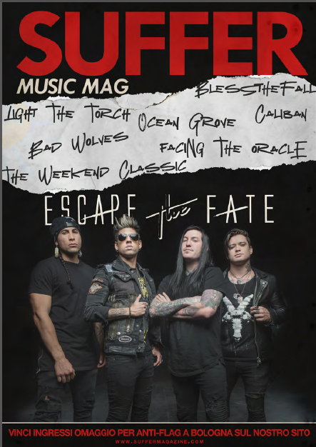 Suffer Music Mag #11