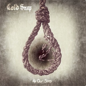 Cold Snap - All Our Sins - Artwork