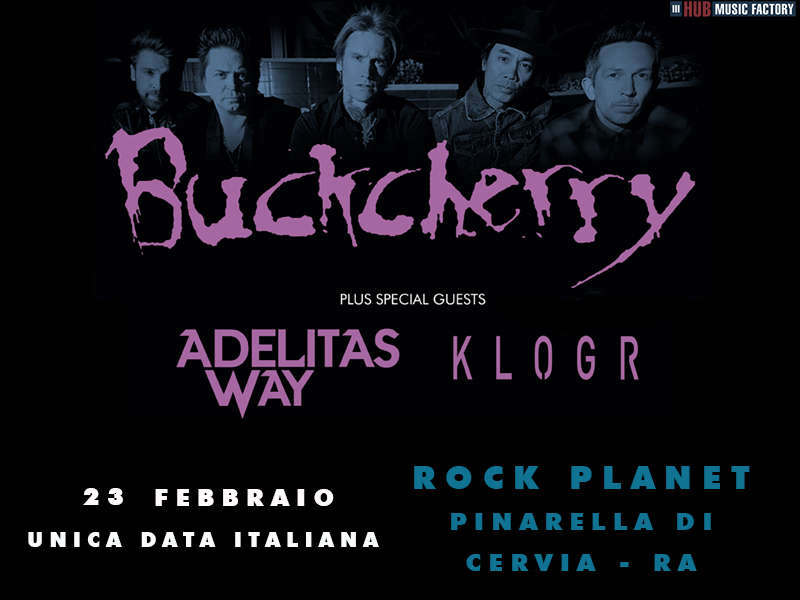Buckcherry 800x600