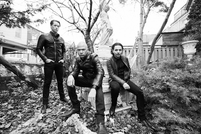 DANKO JONES Toronto. December 2, 2016. Photo by Dustin Rabin - #2744
