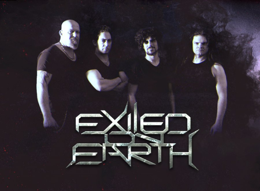 Exiled On Earth band