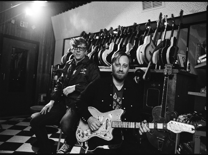THE BLACK KEYS 2019