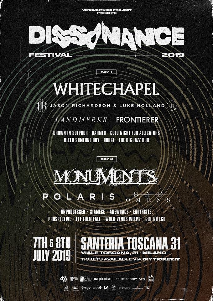 Dissonance Festival 2019