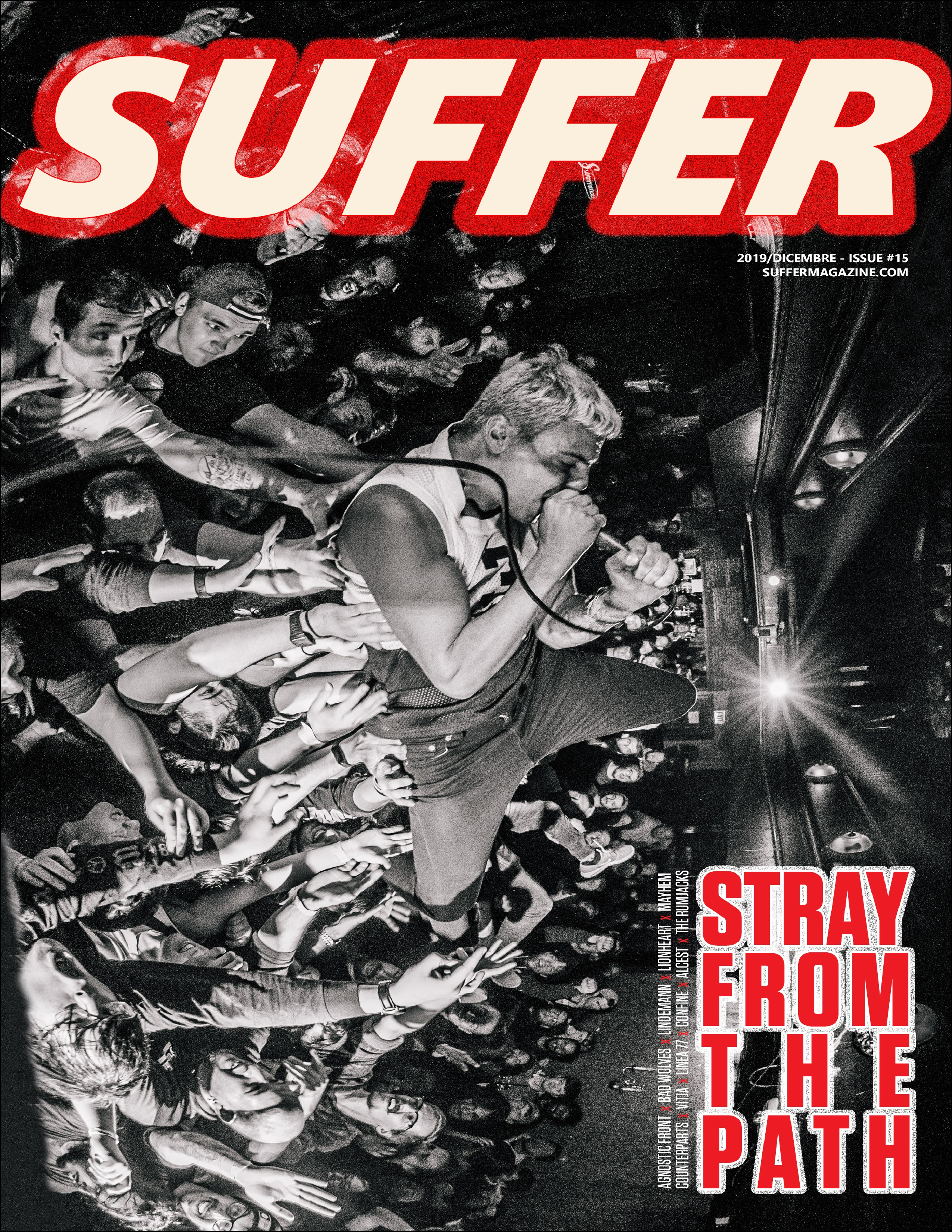 Suffer Music Mag #15