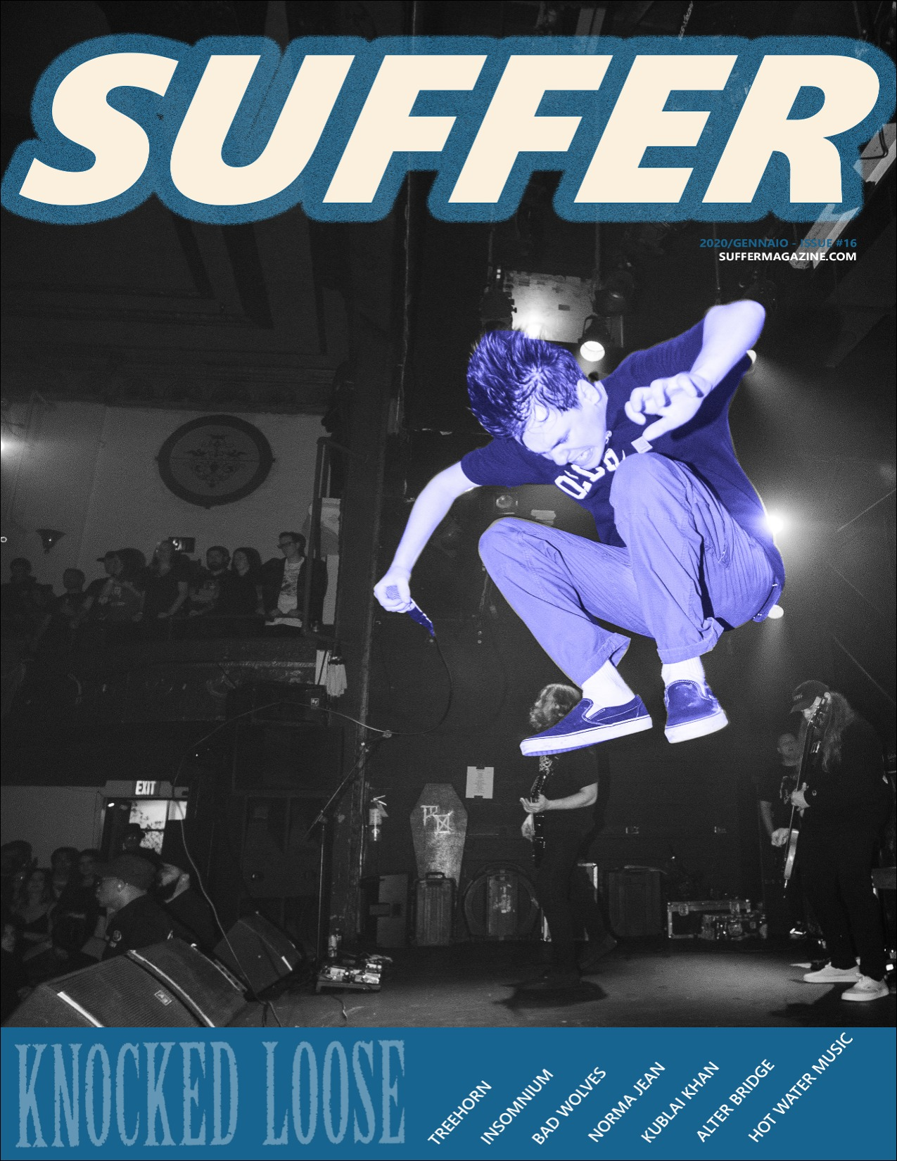 Suffer Music Mag #16