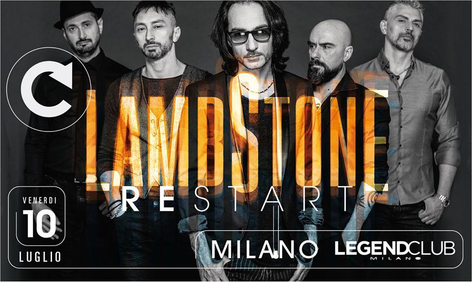 LEGEND CLUB MILANO - Torna a fare musica dal vivo