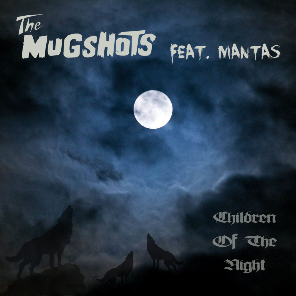 "THE MUGSHOTS - Ascolta ""Children Of The Night"" con Mantas (VENOM INC.)"