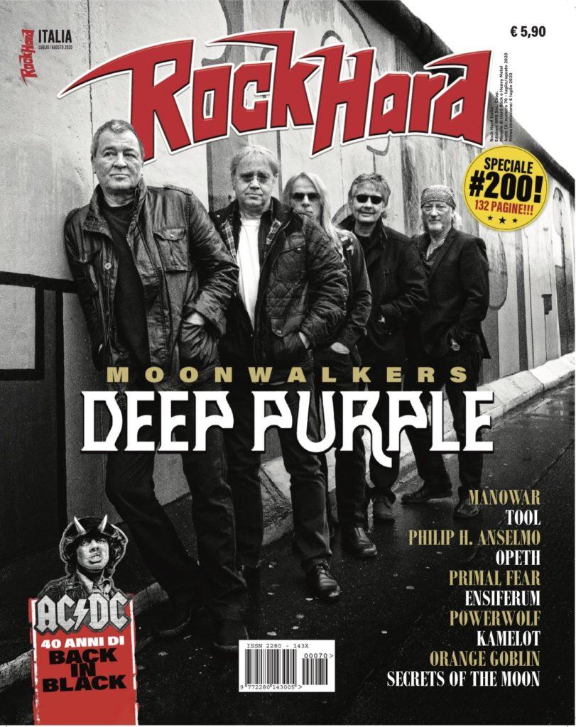 ROCK HARD - Festeggia il numero 200
