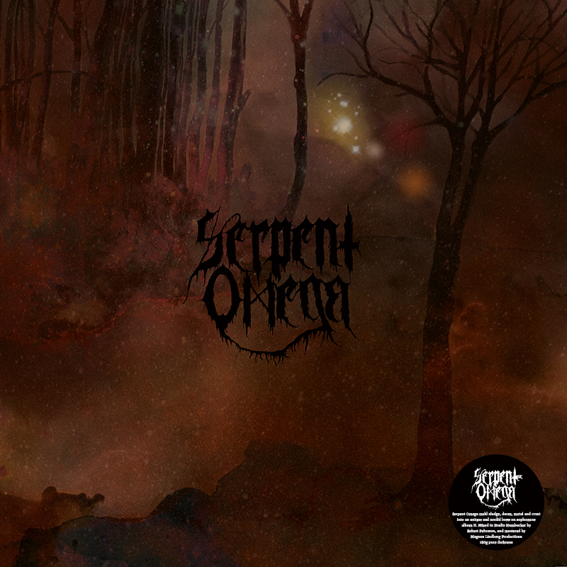 "SERPENT OMEGA - Pubblicano il singolo e video ""Land Of Darkness"""