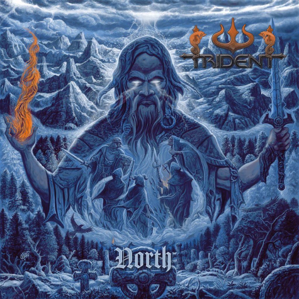 """TRIDENT - Pubblicano il nuovo album """"North"""" il 2 ottobre 2020 su Non Serviam Records"""