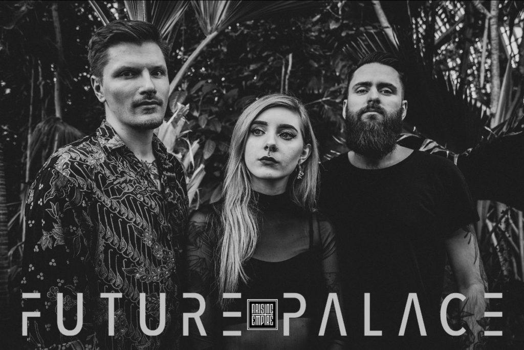 FUTURE PALACE - Il nuovo singolo e video, iniziano i pre-ordini