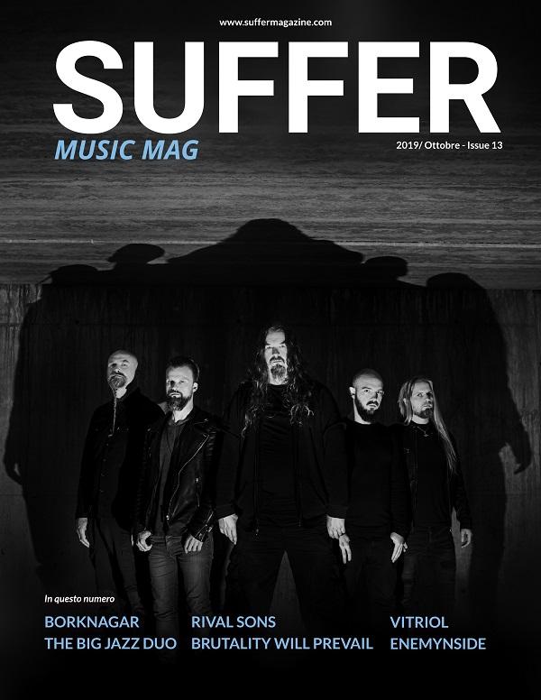 Suffer Music Mag #13