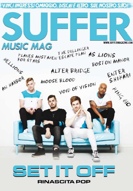 Suffer Music Mag #8