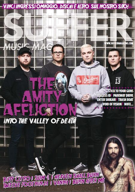 Suffer Music Mag #7