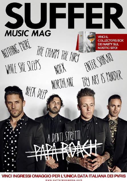 Suffer Music Mag #9