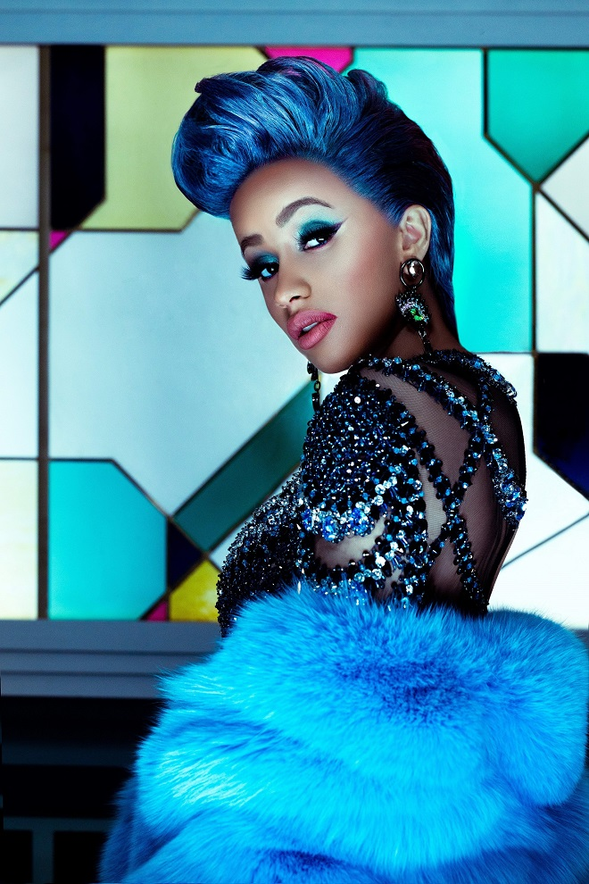 Cardi B - Jora Frantzis - Press Image 2+++