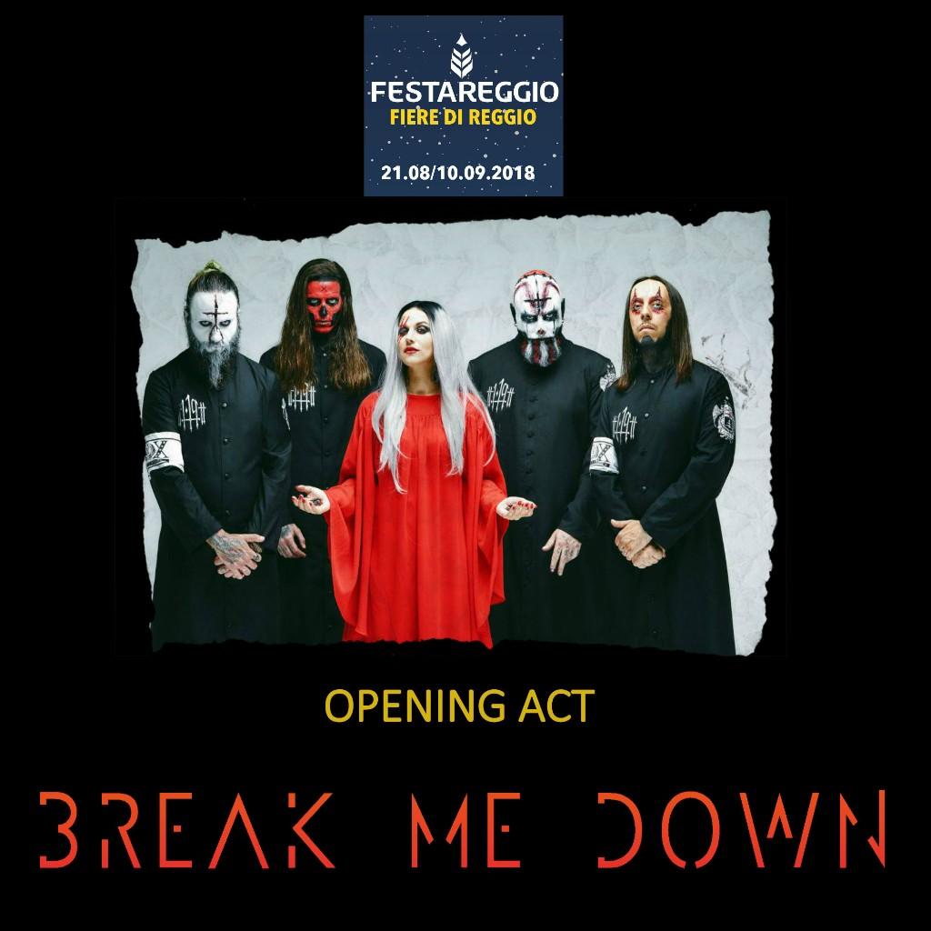 breakmedown