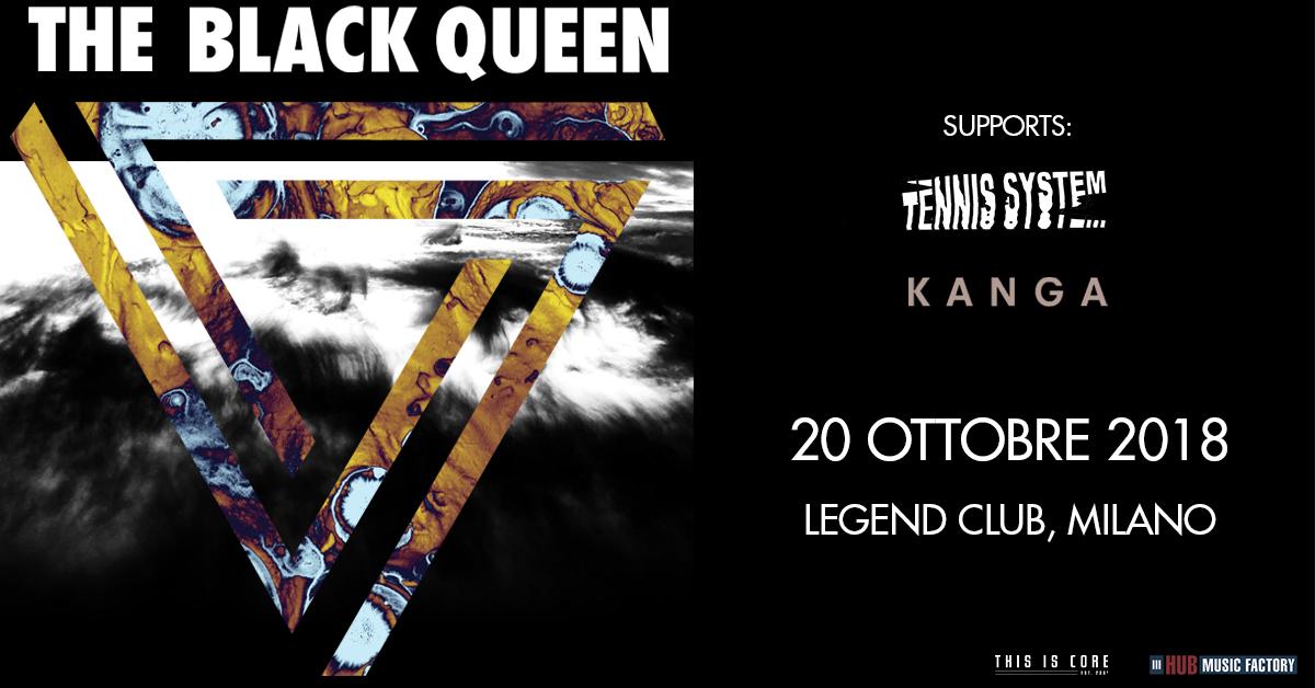 The Black Queen Facebook new