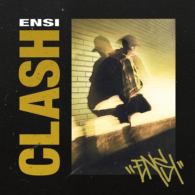 ENSI - CLASH_cover