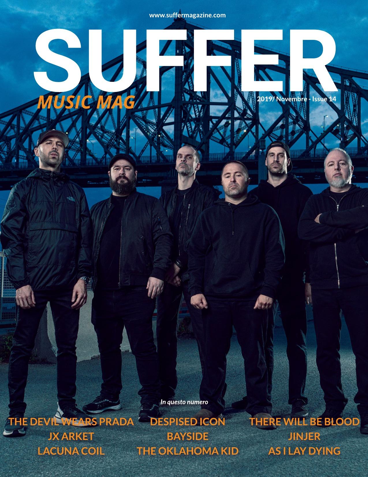 Suffer Music Mag #14