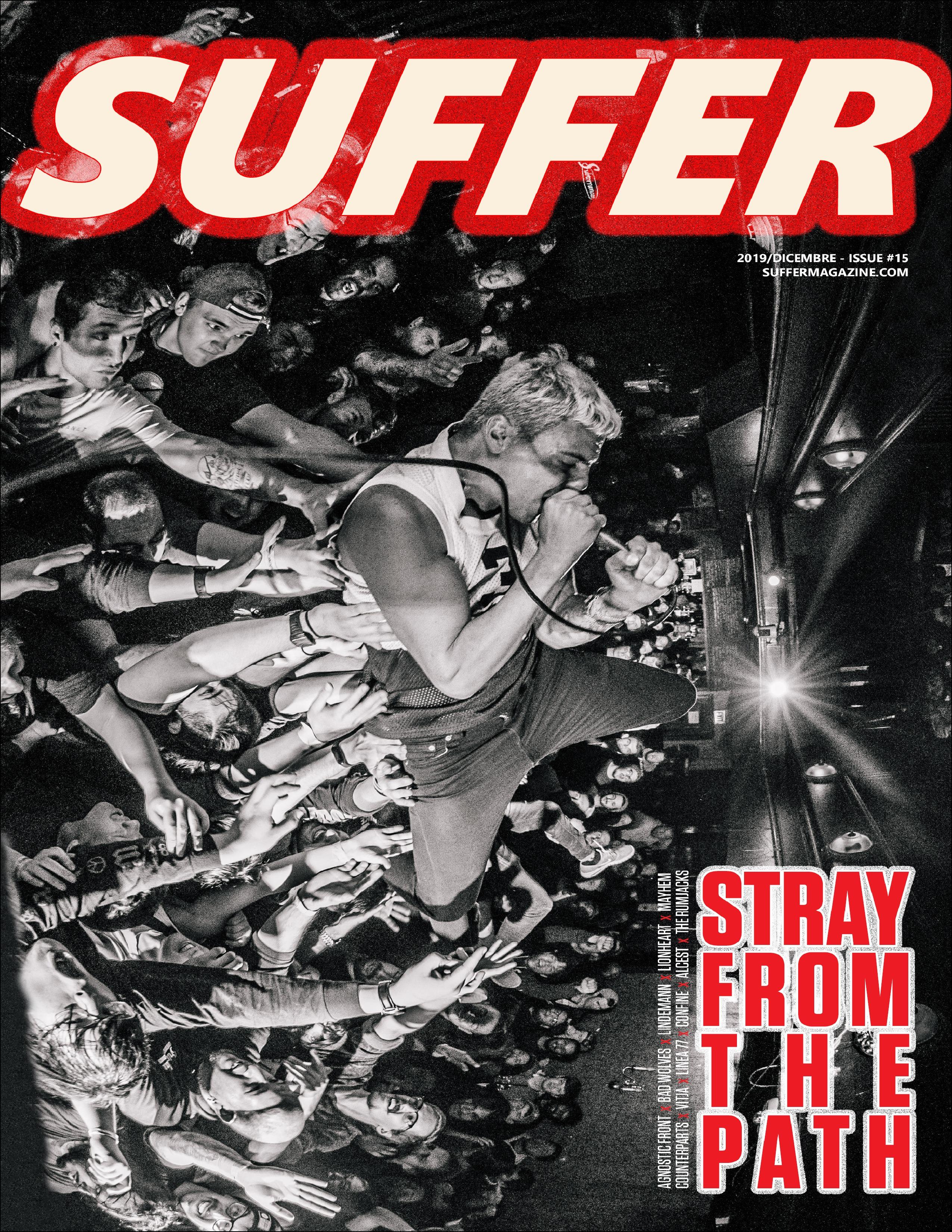 Suffer Music Mag #15