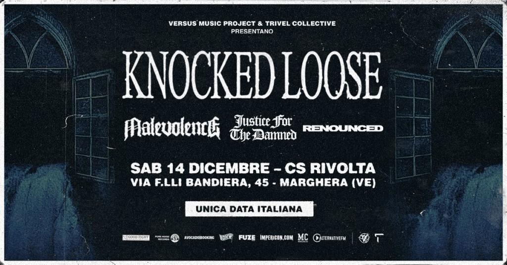Knocked Loose press