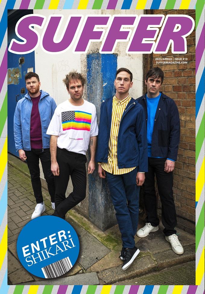 Suffer Music Mag #19