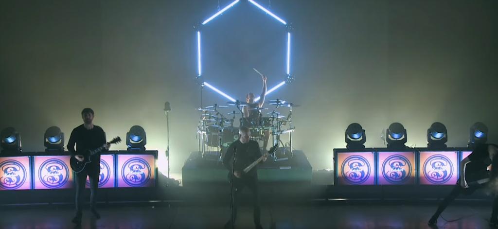 SYLOSIS - La band lancia la versione estesa in streaming del concerto con i Trivium