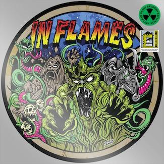 """IN FLAMES - Danno il via al 20° anniversario di """"Clayman"""" con il nuovo EP disponibile da oggi"""