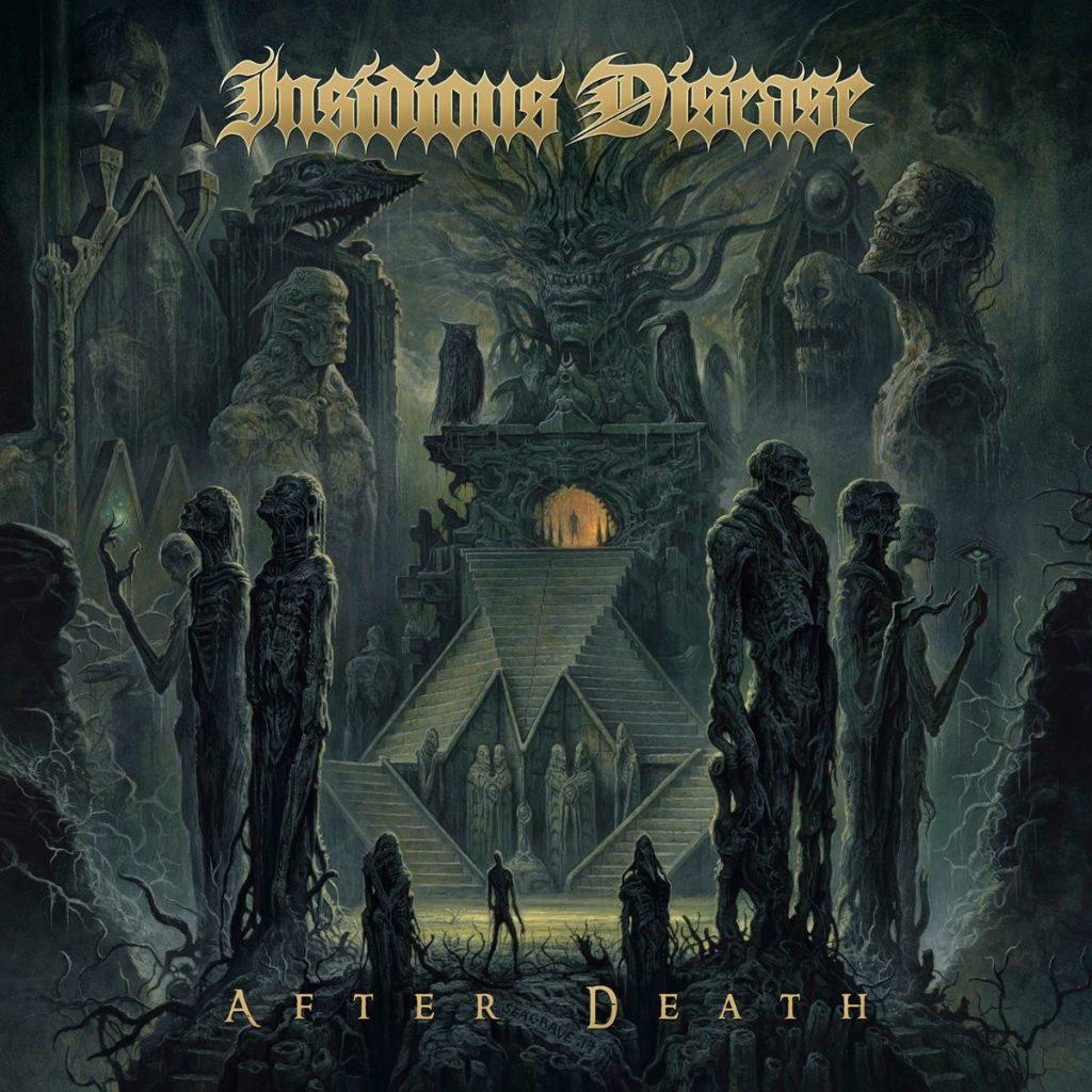 """INSIDIOUS DISEASE - Pubblicano il nuovo singolo 'Betrayer' dal disco """"After Death"""" in uscita il 30 ottobre. Pre-ordini attivi"""
