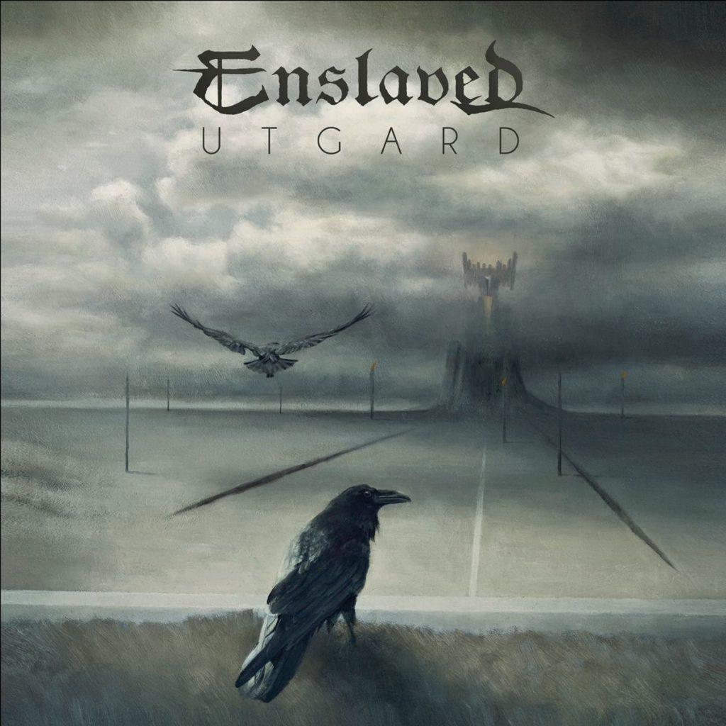 """ENSLAVED - Pubblicano lo psichedelico video del terzo singolo """"Urjotun"""" dal prossimo album """"Utgard"""""""