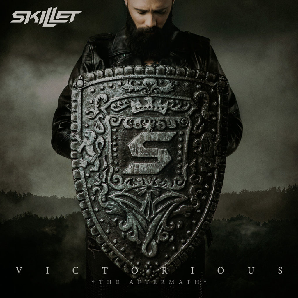"""SKILLET - Fuori ora """"Victorious: The Aftermath"""", edizione Deluxe dell'ultimo album """"Victorious"""""""