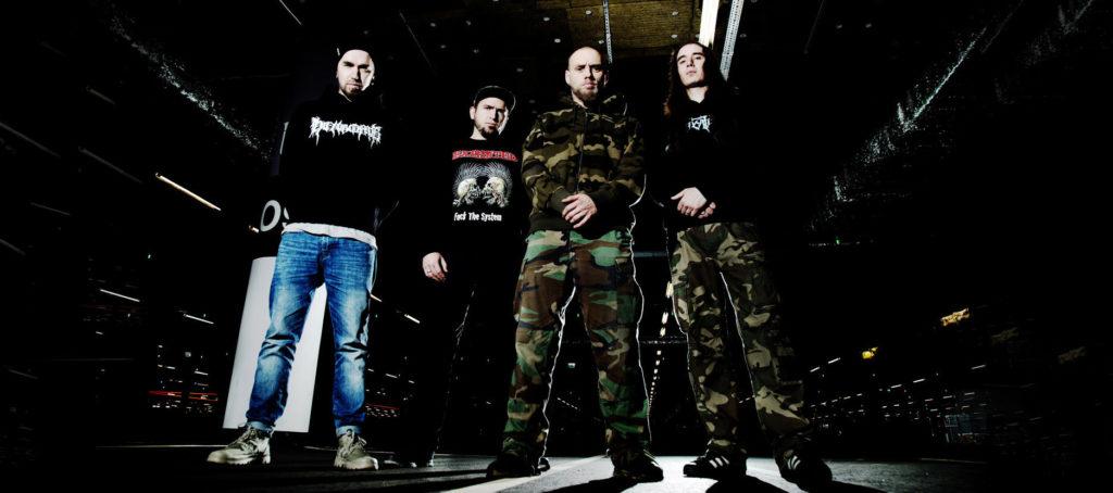 "INFILTRATION - I death metaller russi si preparano a pubblicare il debut album ""Point Blank Termination"""