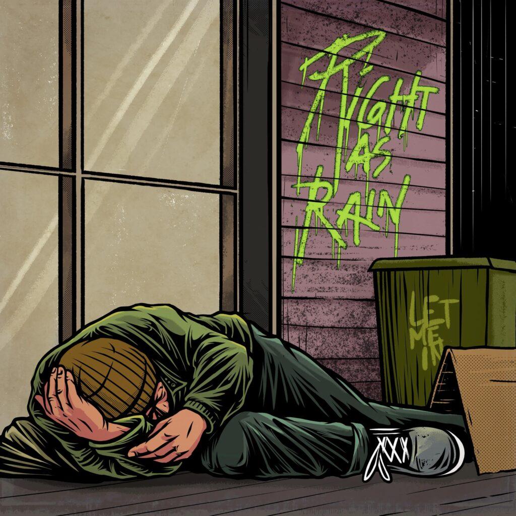 """LET ME IN - """"Right As Rain"""" è il nuovo singolo che annuncia il ritorno della band skate punk bresciana"""