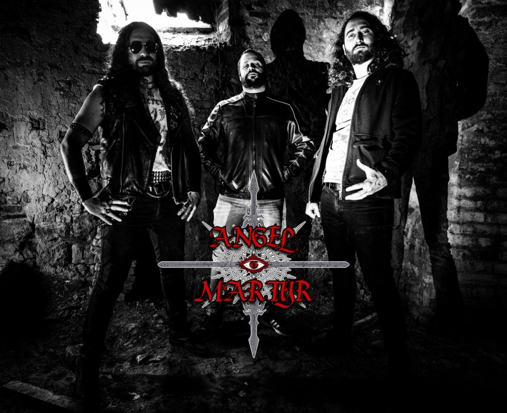 """ANGEL MARTYR - Guarda il video della nuova """"Forgotten Metal"""" dedicata a Mark Shelton (MANNILLA ROAD)"""