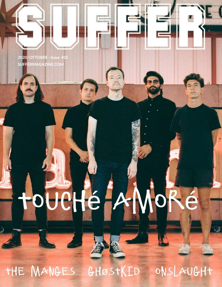 Suffer Music Mag #25