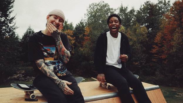 """nothing,nowhere. -  Il nuovo singolo """"blood"""" feat. KennyHoopla & JUDGE"""