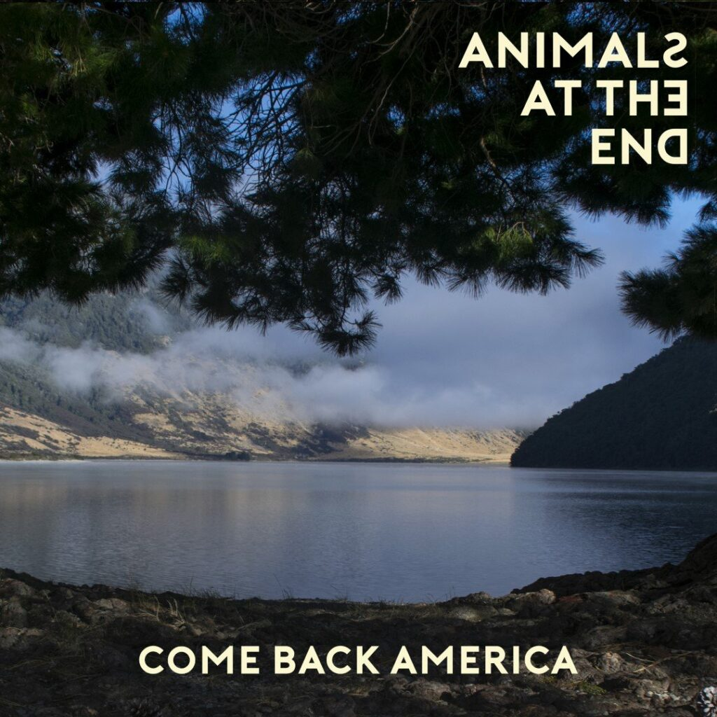 "ANIMALS AT THE END - Il singolo ""Come Back America"" annuncia il nuovo EP"