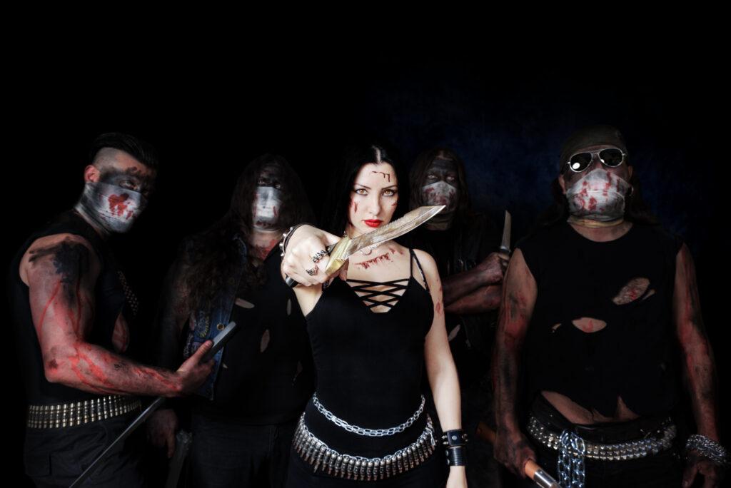 COCAINE KAMIKAZE - Firmano con Ad Noctem Records