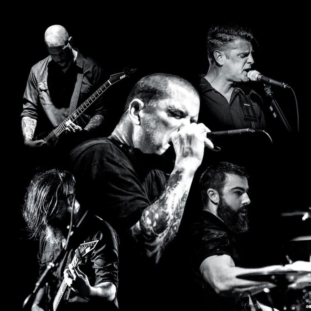 """SCOUR - Il supergruppo di metal estremo di Philip H. Anselmo pubblica """"The Black EP"""" e il video playthrough di """"Doom"""""""