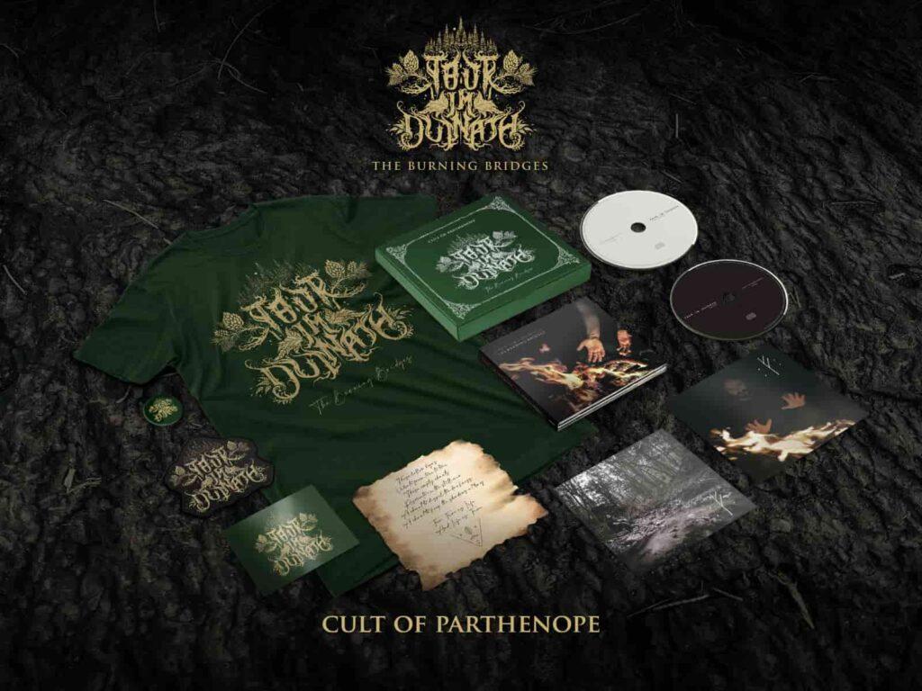 """TAUR-IM-DUINATH - Il nuovo doppio album """"The Burning Bridges"""""""