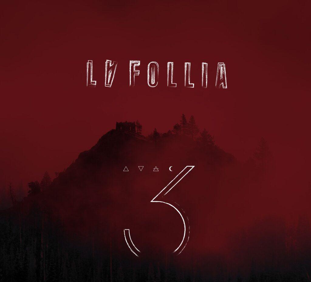 """LA FOLLIA - Esce il nuovo album """"3"""", nel nome delle Tre Madri di Dario Argento"""