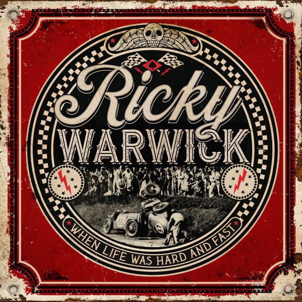 RICKY WARWICK - Pubblica il nuovo singolo e video di 'You Don't Love Me'