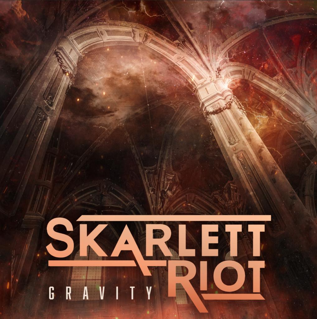 """SKARLETT RIOT - Pubblicano il nuovo singolo e video """"Gravity"""""""